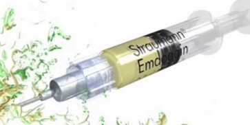 Straumann® Emdogain® and oral wound healing. A patient experience. - by Dr. A. Pandolfi